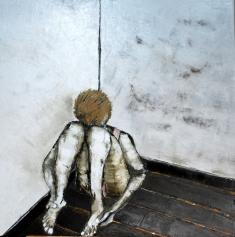 la-boudeuse-huile-sur-toile-80x80cm-2010