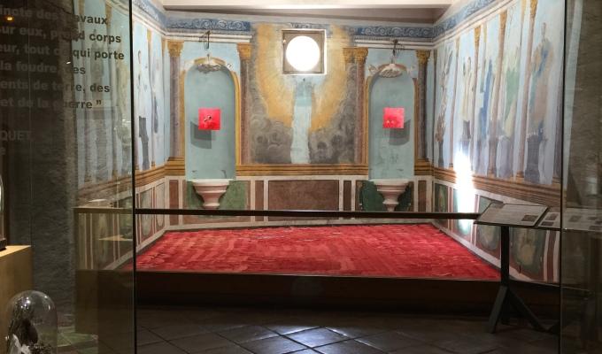 «Je me plie au vent de cette histoire» au Musée des Arts et Traditions Populaires de Draguignan,  l'été contemporain dracennois2017