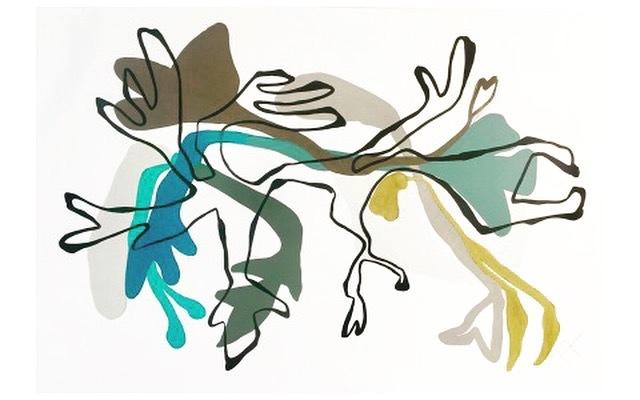 Splash ! Expo collective des artistes de la galerie Isabelle Laverny (Maison surPilotis)