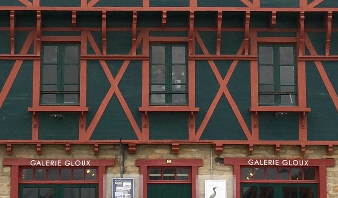 Galerie GLOUX- Concarneau
