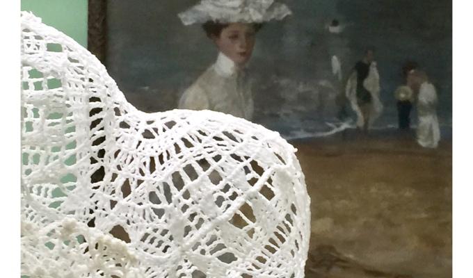 POIESIS, au Musée Petiet de Limoux , du 14 juin au 13 juillet2019.