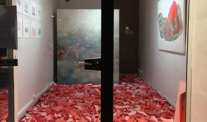 EXPO VITRINE à L'atelier deLyon